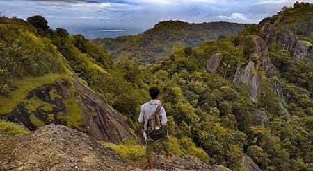 Tempat Wisata Alam Terbaik Di Jogja - Gunung Api Purba Nglanggeran