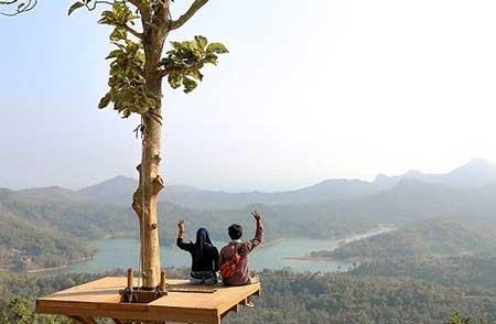 Tempat Wisata Alam Terbaik Di Jogja - Kalibiru