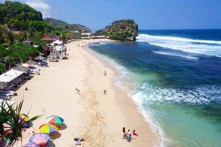 Tempat Wisata Alam Terbaik Di Jogja - Pantai Indrayanti
