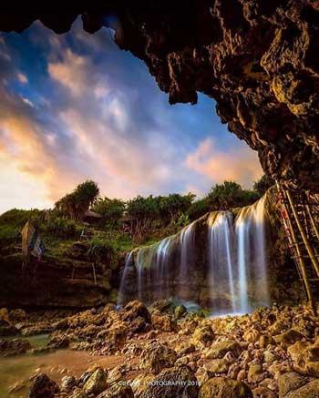 Tempat Wisata Alam Terbaik Di Jogja - Pantai Jogan