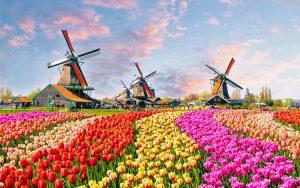 Tempat wisata terbaik di Belanda