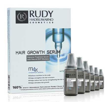 Vitamin Rambut Rontok - Rudy Hadisuwarno Hair Growth Serum