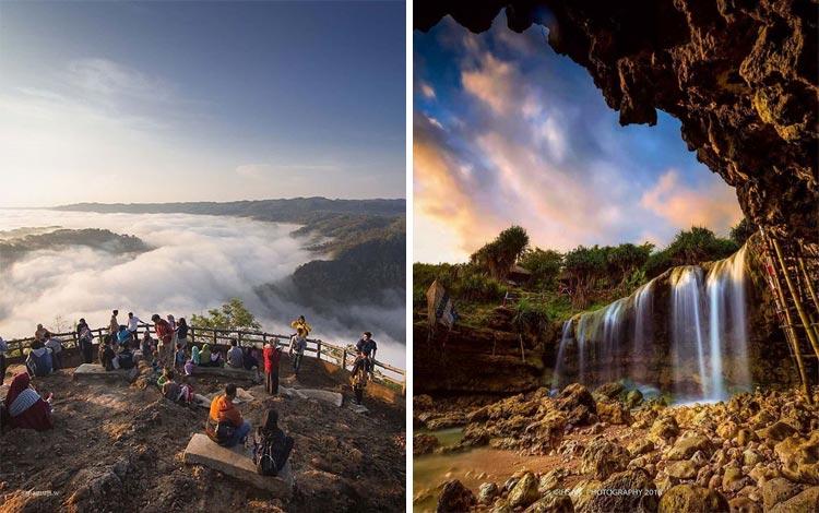 35 Tempat Wisata Alam Terbaik Di Jogja Blog Unik