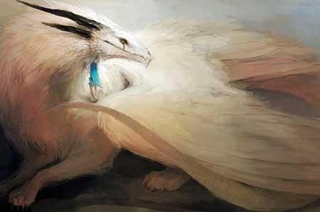 Berbagai Bentuk Naga Berdasarkan Mitos Yang Ada Di Dunia - Drakon Kholkikos