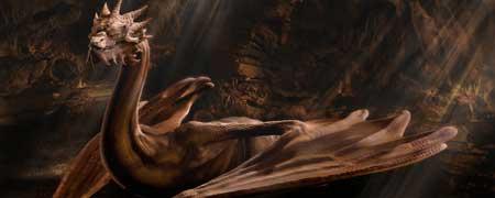 Berbagai Bentuk Naga Berdasarkan Mitos Yang Ada Di Dunia - Fafnir