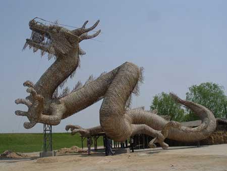 Berbagai Bentuk Naga Berdasarkan Mitos Yang Ada Di Dunia - Korean Dragon