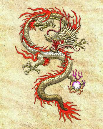 Berbagai Bentuk Naga Berdasarkan Mitos Yang Ada Di Dunia - Loong