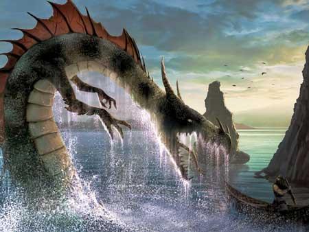 Berbagai Bentuk Naga Berdasarkan Mitos Yang Ada Di Dunia - Stoor