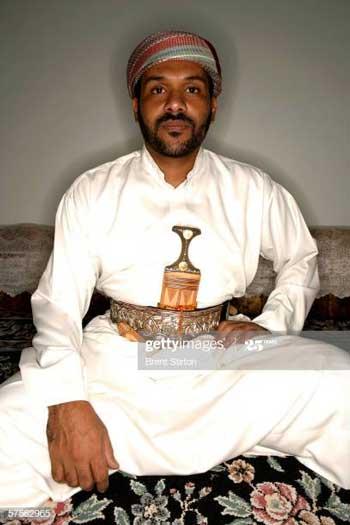 Bodyguard Paling Sangar Dan Ditakuti Di Dunia - Nasser al-Bahri