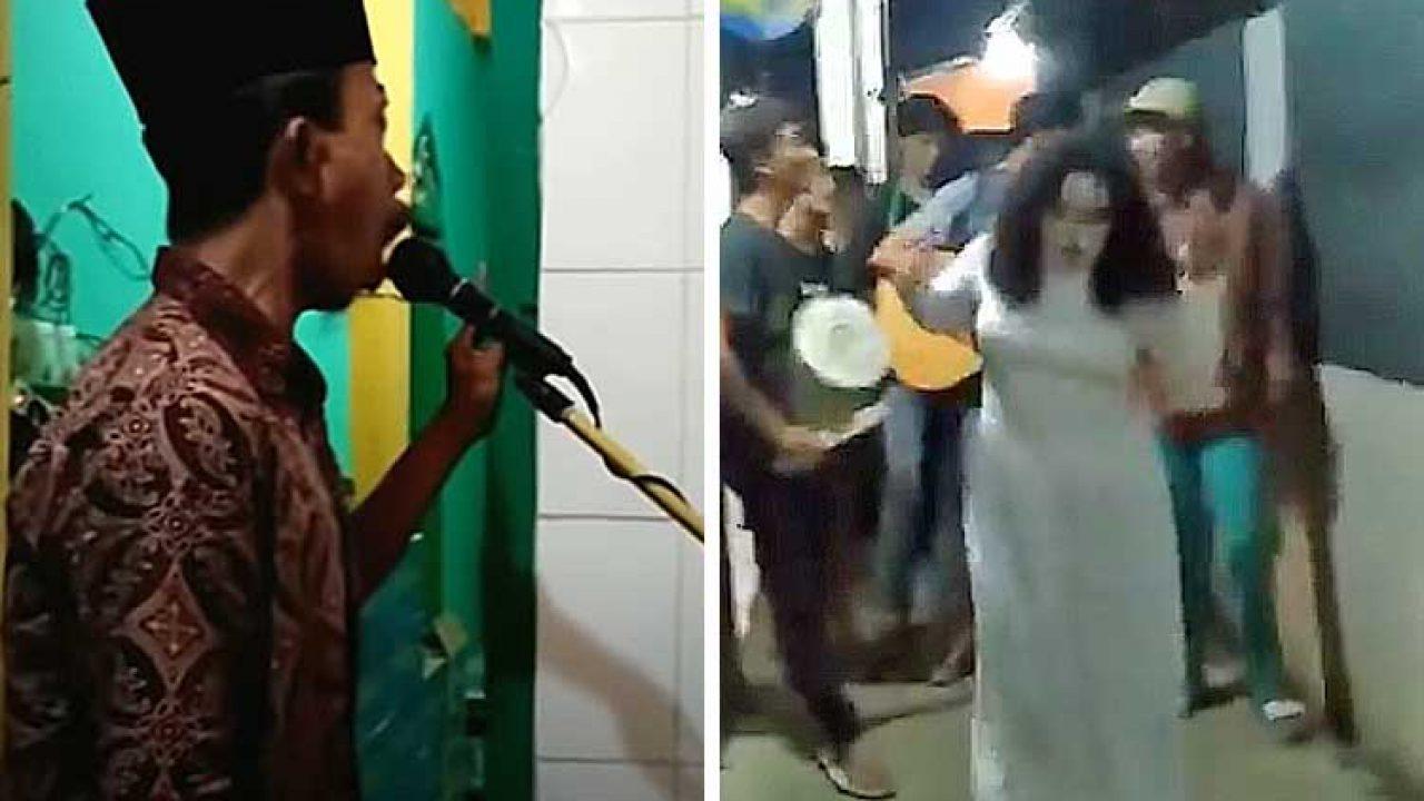 Cara Unik Dan Lucu Orang Indonesia Saat Bangunin Sahur