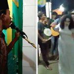 Cara-Unik-Dan-Lucu-Orang-Indonesia-Saat-Bangunin-Sahur