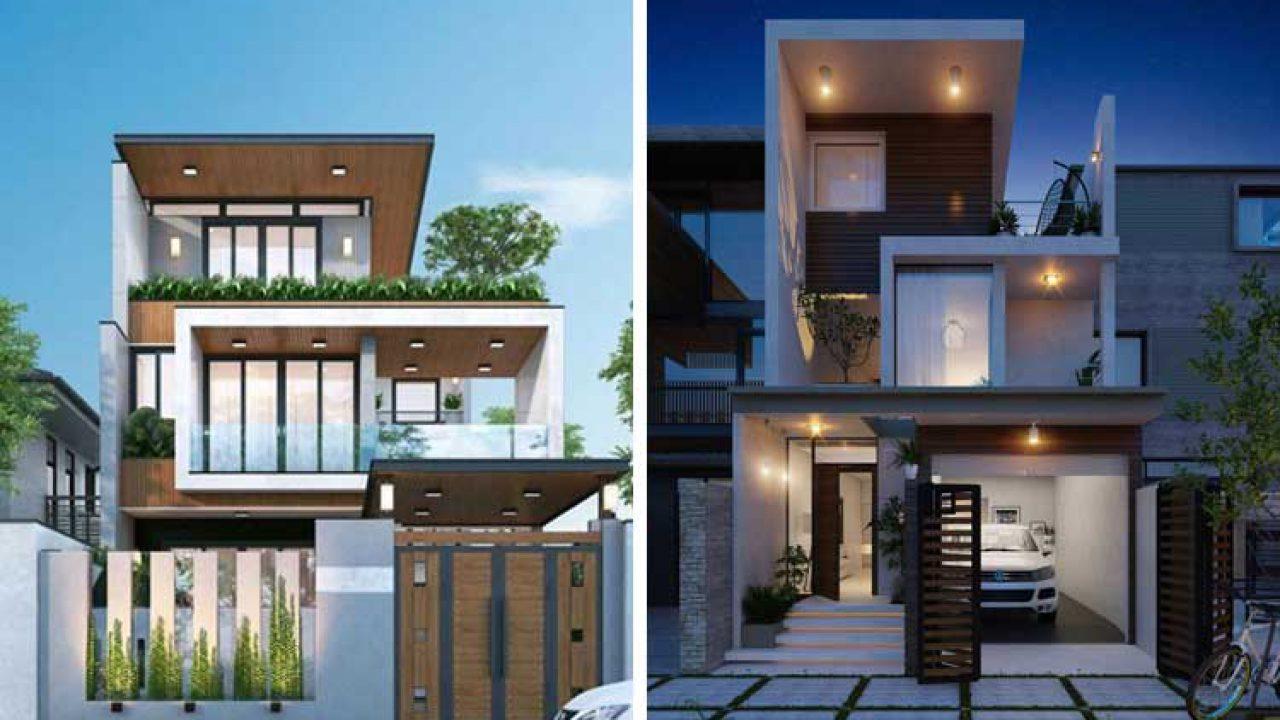 Deretan Desain Rumah Minimalis Modern Terbaru 2020 Blog Unik
