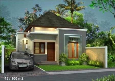 Desain Rumah Minimalis Modern Terbaru 2020 - Desain Rumah Lantai 1