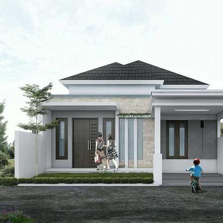 Deretan Desain Rumah Minimalis Modern Terbaru 2020 - Blog Unik