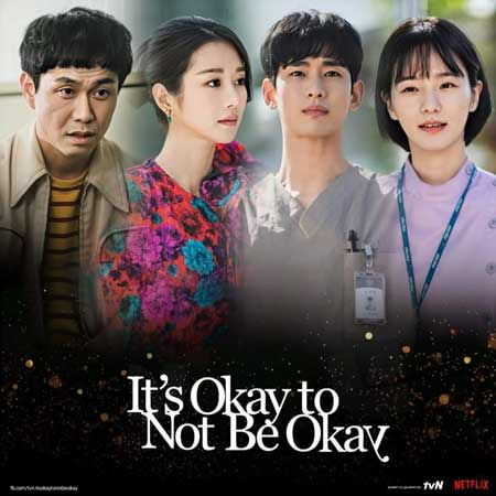 Drama Korea Bulan Juni 2020 - It's Okay to Not Be Okay