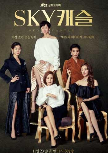 Drama Korea Dengan Rating Tertinggi - Sky Castle