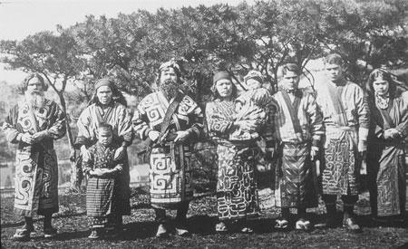 Fakta-Seputar-Suku-Ainu