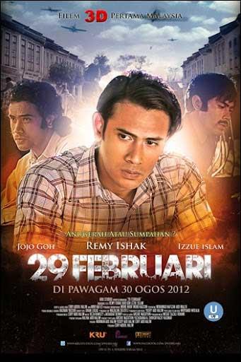 Film Romantis Malaysia - 29 Februari