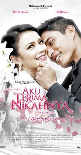 Film Romantis Malaysia - Aku Terima Nikahnya