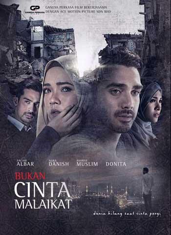 Film Romantis Malaysia - Bukan Cinta Malaikat