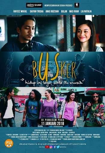Film Romantis Malaysia - Busker