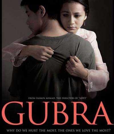 Film Romantis Malaysia - Gubra