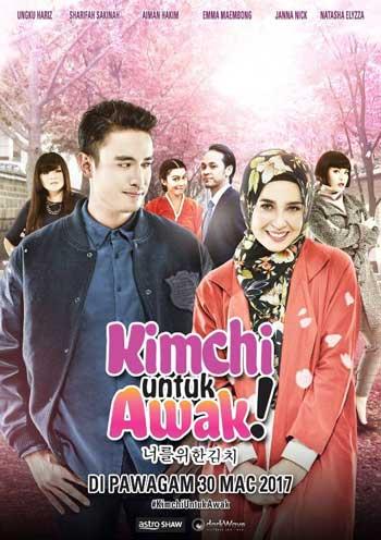 Film Romantis Malaysia - Kimchi Untuk Awak