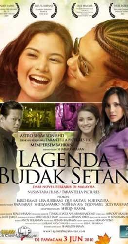 Film Romantis Malaysia - Legenda Budak Setan
