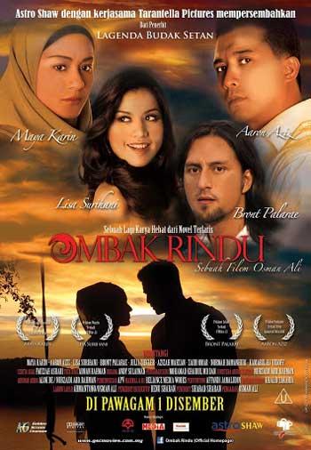 Film Romantis Malaysia - Ombak Rindu