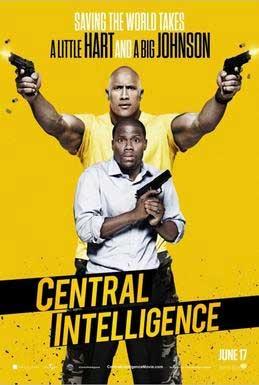 Film Terbaik Dawyne Johnson - Central Intelligence