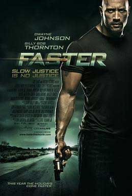 Film Terbaik Dawyne Johnson - Faster