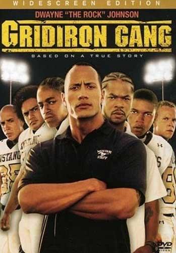 Film Terbaik Dawyne Johnson - Gridiron Gang