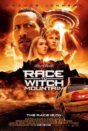 Film Terbaik Dawyne Johnson - Race to Witch Mountain