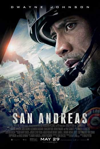 Film Terbaik Dawyne Johnson - San Andreas