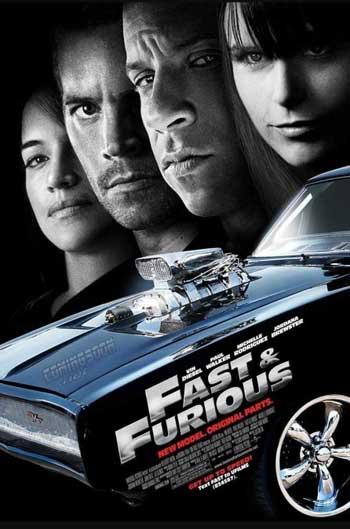 Film Terbaik Dawyne Johnson - The Fast and Furious