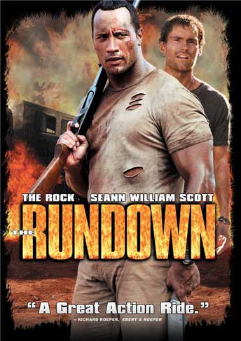 Film Terbaik Dawyne Johnson - The Rundown