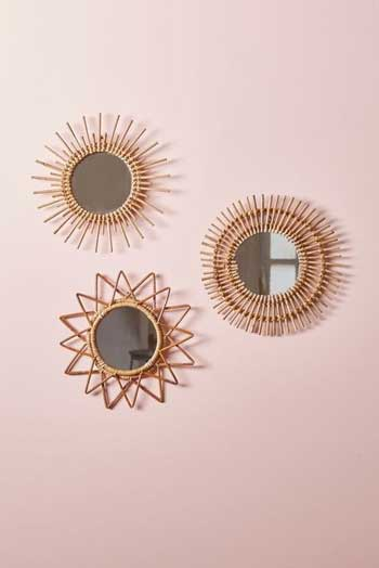 Hiasan Dinding Rumah - Hiasan Cermin