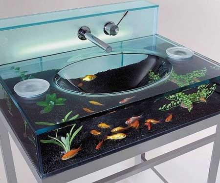 Inspirasi Aquarium Yang Bagus Dan Keren