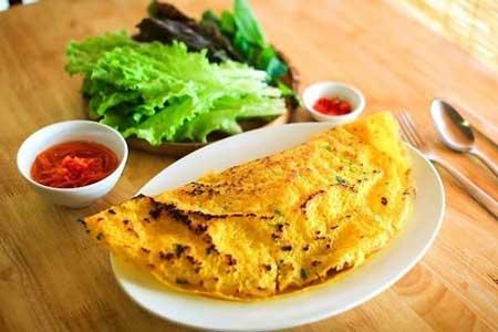 Jajanan Lezat Vietnam - Bánh Xèo