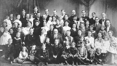 Keluarga Dengan Jumlah Anak Terbanyak Di Dunia - Feodor Vassilyev