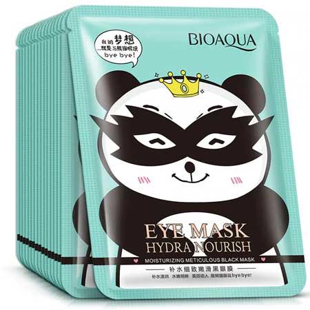 Masker Mata Yang Bagus - Bioaqua Eye Mask Hydra Nourish