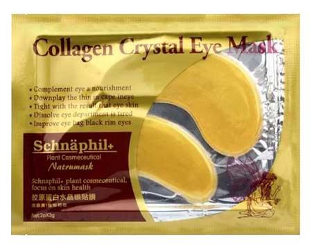 Masker Mata Yang Bagus - Collagen Crystal Eye Mask