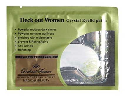 Masker Mata Yang Bagus - Deck Out Women Eyelid Patch