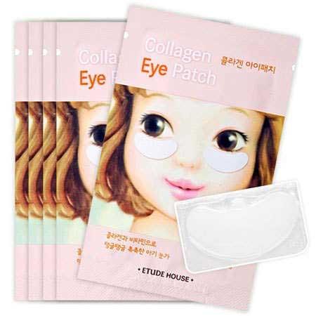 Masker Mata Yang Bagus - Etude House Collagen Eye Patch
