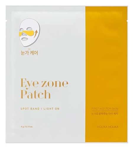 Masker Mata Yang Bagus - Holika Holika Spot Band Eye Zone Patch