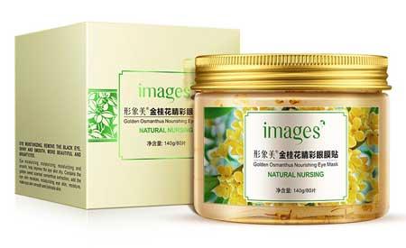 Masker Mata Yang Bagus - Images Golden Osmanthus Nourishing Eye Mask