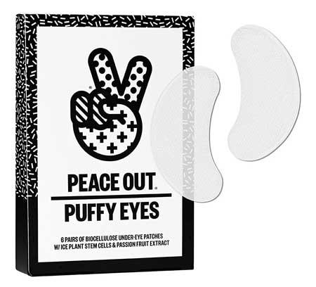 Masker Mata Yang Bagus - Peace Out Puffy Eyes