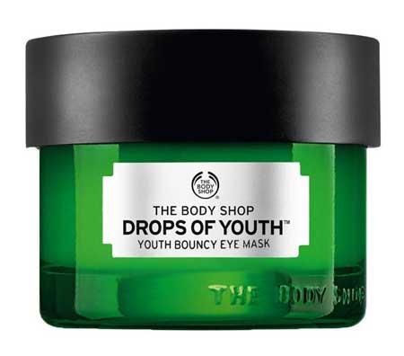 Masker Mata Yang Bagus - The Body Shop Drops of Youth Bouncy Eye Mask