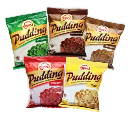 Merk Puding Yang Enak Dan Menyehatkan - Dyna Pudding