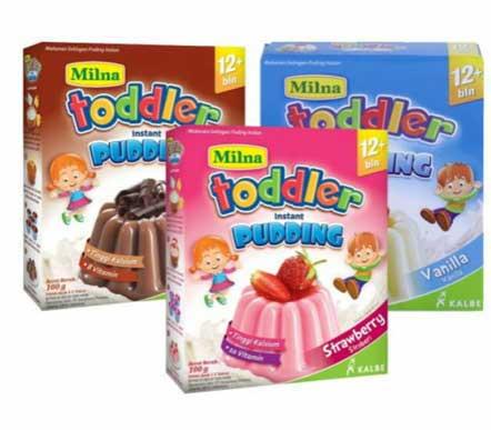 Merk Puding Yang Enak Dan Menyehatkan - Milna Pudding